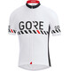 GORE WEAR C3 Brand Jersey Men white/black